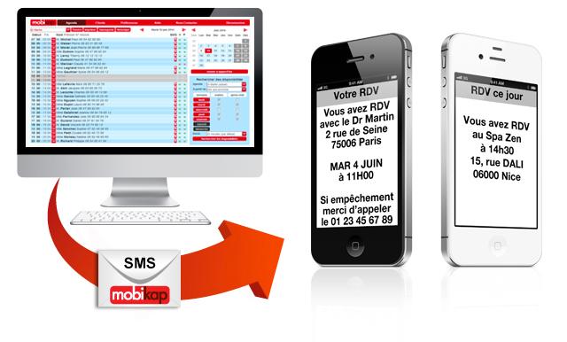 agenda-professionnel-mobikap-avec-rappel-sms-envoye-automatiquement-au-patient-client